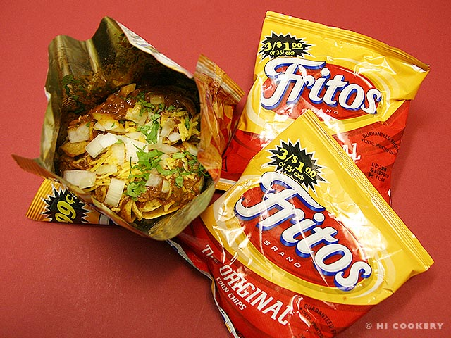 Frito Pie