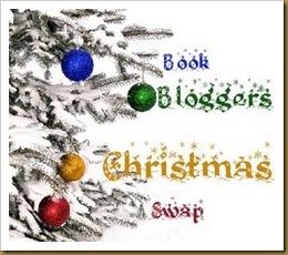 book bloggers christmas swap