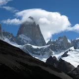 Approaching Cerro Fitz-Roy
