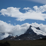 Interesting clouds over Cerro Grande