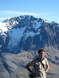 Dean on the top of Tumbado
