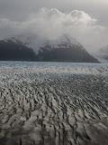 Ice fields, Glaciar Grey