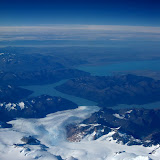 Glaciar from the air