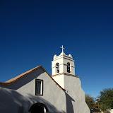 San Pedro church. build 1700 something