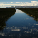 The Titicaca highway