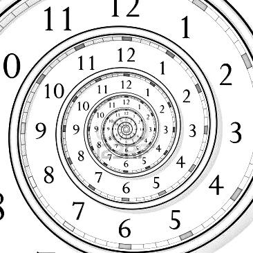 Unendlich Zeit