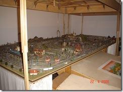 plastico treni scala N 005 visione totale