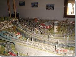 plastico treni scala N 013 panorama