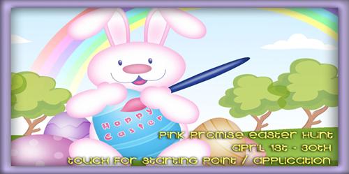 {{P}} Easter Hunt