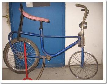 bici antes de restaurar