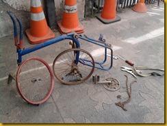 desarme bici CIC 4