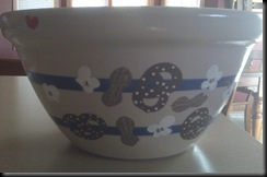 Crock Bowl Before