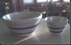 Crock Bowls