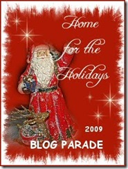 hoottin annies  Home For The Holiday Blog Parade 2009 button
