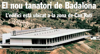 Como ir al hospital Germans Tries i Pujol y al Tanatorio de Badalona en Can Ruti