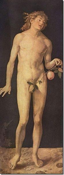 52-Durer - Adam i Ewa 1507