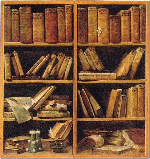 crespi - regał na książki