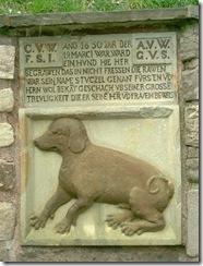 winterstein - pomnik