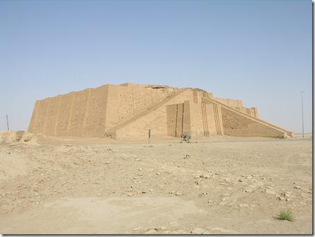 ziggurat w ur