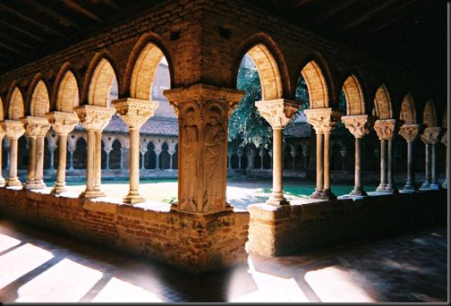 klasztor saint-pierre w moissac