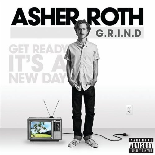 "Asher Roth has something to say in his latest leak, ""Wrestling Is ..."