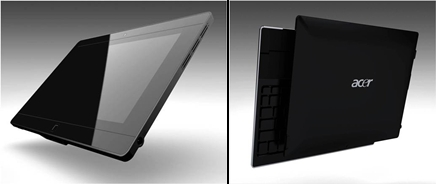Acer Tablet Windows 7