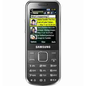 Samsung C3530, Mobile Candy Bar Addiction