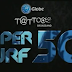 Globe Super Surf 50 - One Day Unlimited Surfing - Activation Details