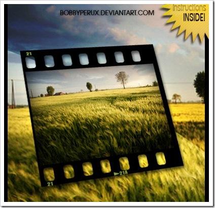 free-film-frame