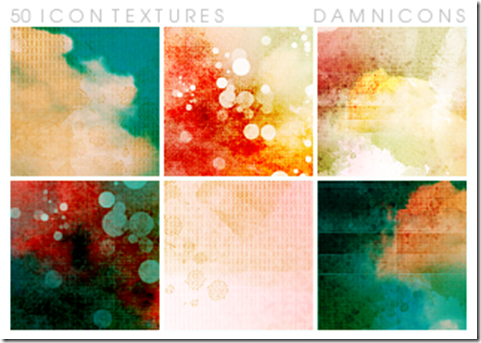 50 grunge icon textures