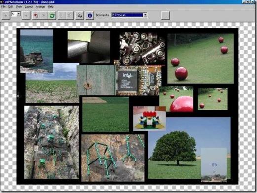 organize photos in albums ctPhotoBook