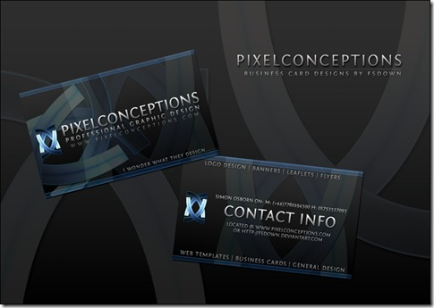 PixelConceptions_Business_Card_by_FSDown