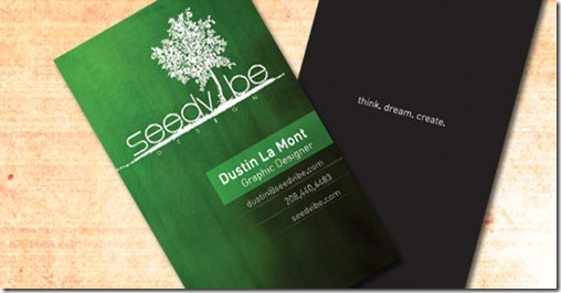 seedvibe card