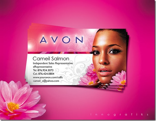 AVON_Business_Card_by_innografiks