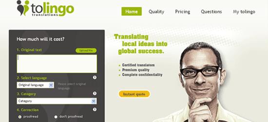 tolingo--css-design