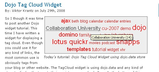 Dojo-Tag-Cloud-Widget