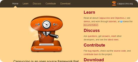 Cappuccino-framework