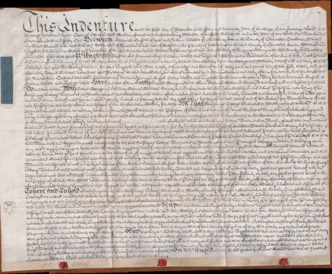 1751 Indenture 10 Horse Street cropped