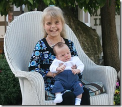 Sarah and her brother Austin