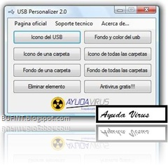 USB personalizer 2.0