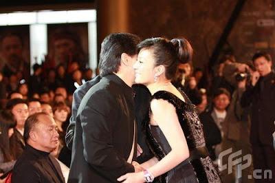 05.01.2009: Thành Long đến dự lễ công chiếu Xích Bích 2