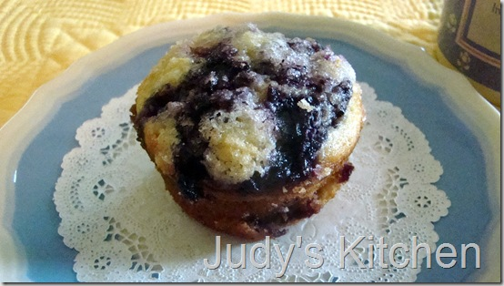 this has become my new favorite blueberry muffin recipe americas test kitchen atk has refined the classic recipe and brought it to new heights - Judys Kitchen