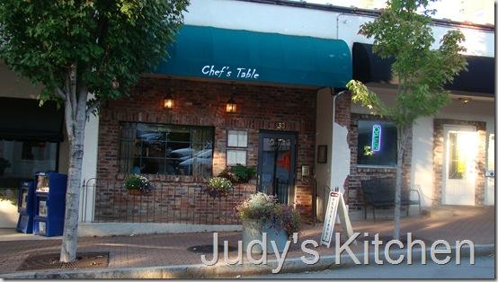 Judy S Kitchen The Chef S Table Waynesville Nc