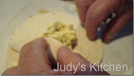 Breakfast burritos (4)