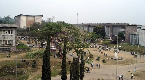 Vue du site de l'université de Kinshasa. Photo afriqueredaction.com