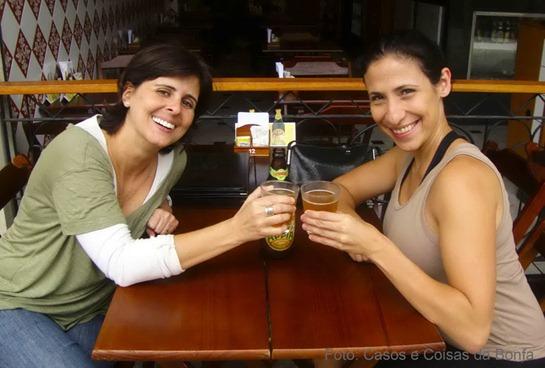 0- cervejinha com a Bonfa