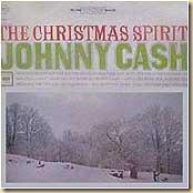 JohnnyCashChristmasSpirit