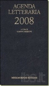 agenda letteraria