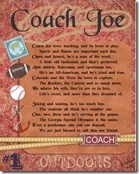 Coach Joe