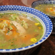 Chicken Soup - a Gift to Comfort a Friend